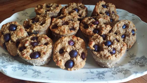 Baking with Whey Protein Powder