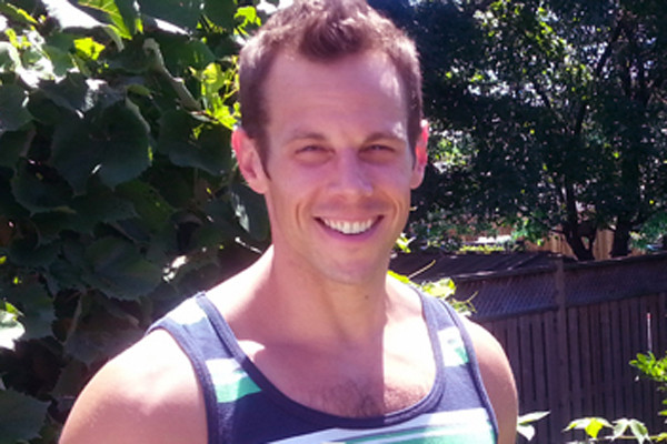 HomeBodyFit Founder and Personal Trainer Matt Johnson