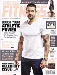 Inside Fitness Magazine, November 2016