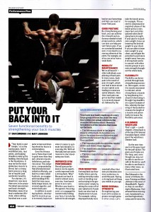 Inside Fitness Article February 2016