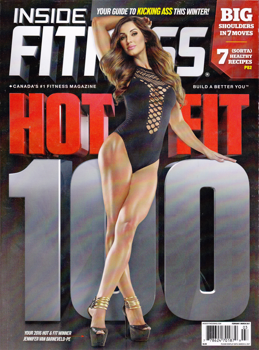 Inside Fitness Magazine, February 2017