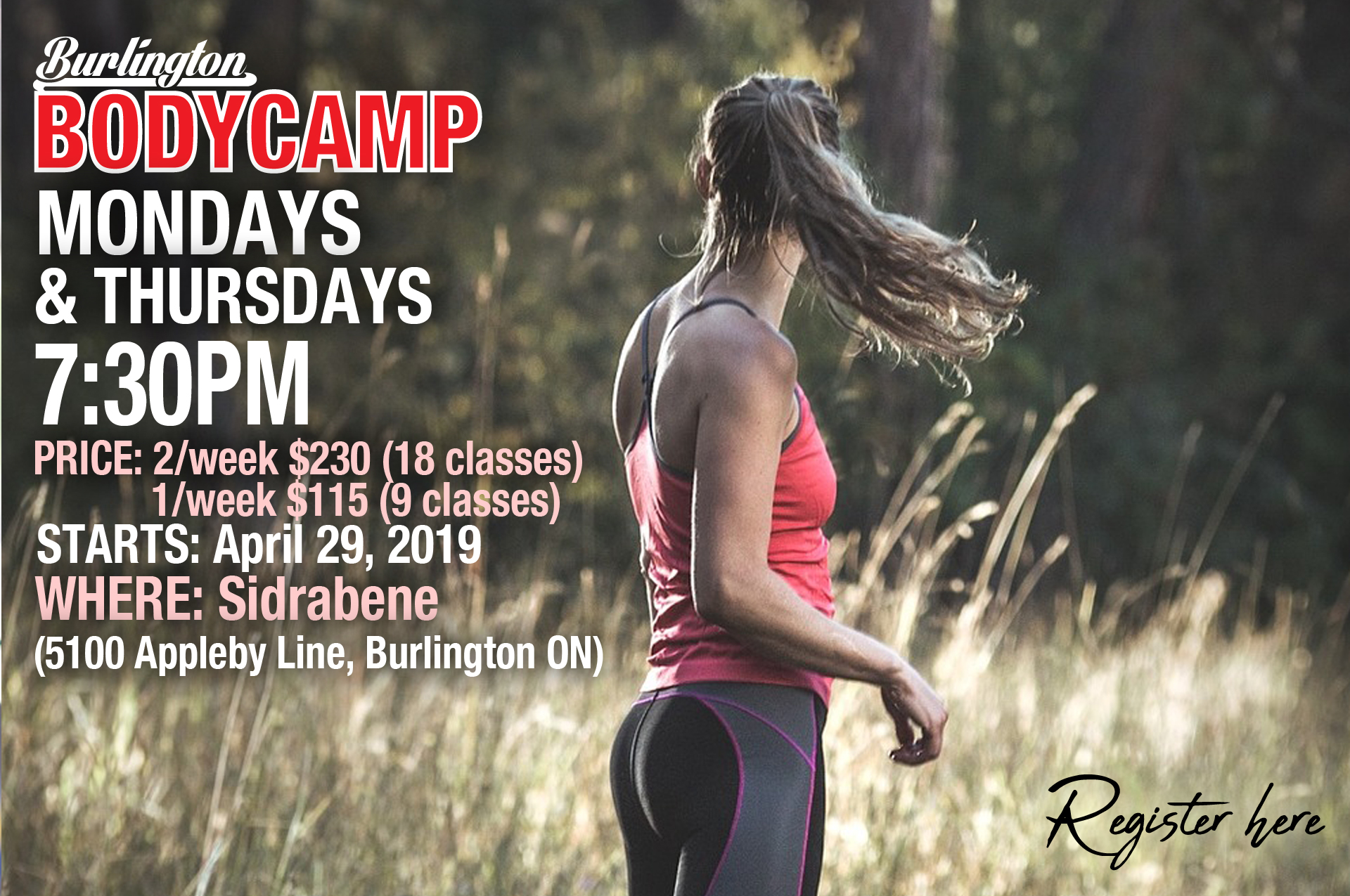 Burlington Boot Camp