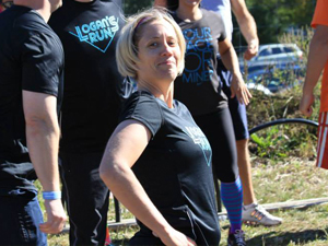 Alison Cowley At Home Personal Training Client, HomeBodyFit Burlington