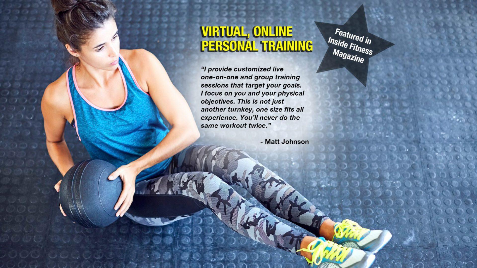HomeBodyFit Virtual ZOOM Training
