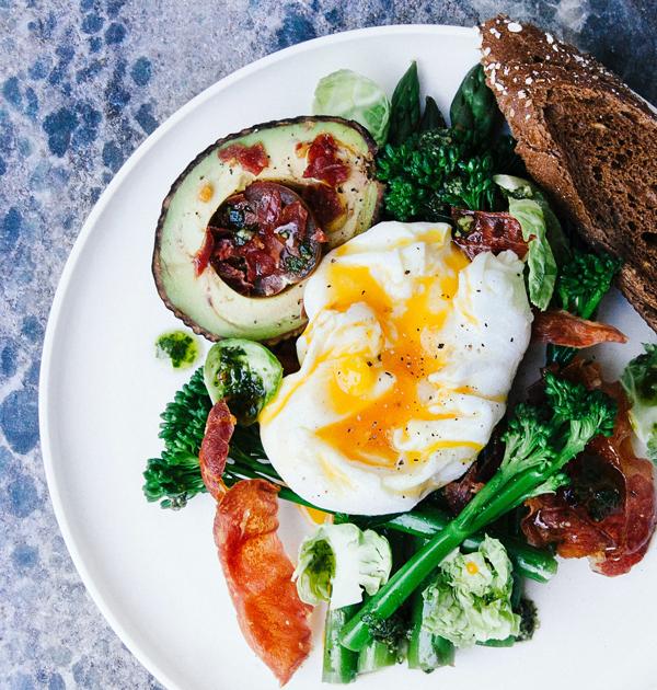 HomeBodyFit Meal Planner Healthy Breakfast