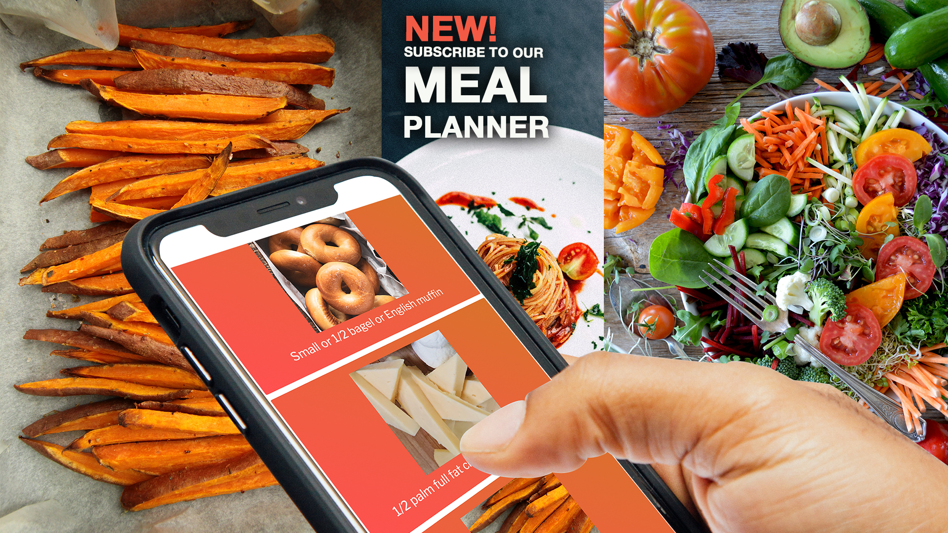 NEW! The HomeBodyFit Meal Planner